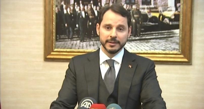 """Bakan Albayrak: """"Milletimizin el birliğiyle tüm sorunlarımızı beraber aşacağız"""""""