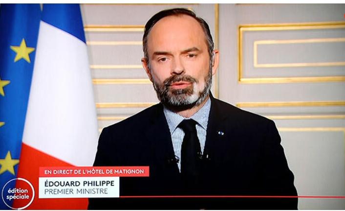 FRANSA'DA BAŞBAKAN PHİLİPPE VE BAKANLAR HAKKINDA 63 SUÇ DUYURUSU