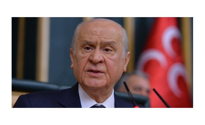 MHP GENEL BAŞKANI BAHÇELİ'DEN 'MEMLEKET MESELESİ' AÇIKLAMASI