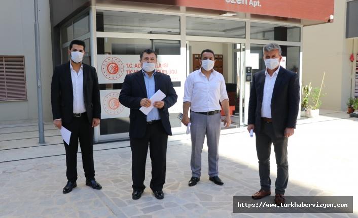 PAZARDA DENETİM YAPAN MEMURLAR DARP EDİLDİ