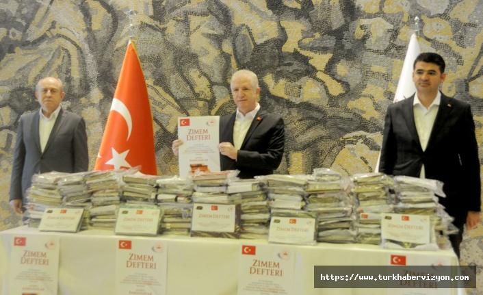 'ZİMEM DEFTERİ' GELENEĞİ İLE UZANAN YARDIM ELİ