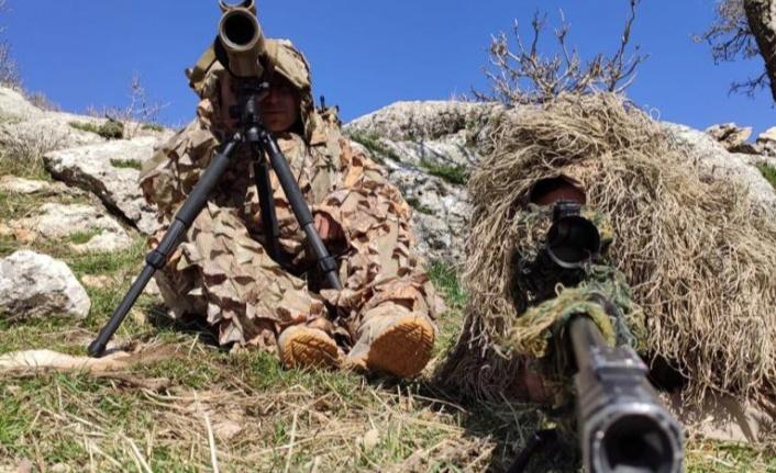 MARDİN'DE TERÖR ÖRGÜTÜ PKK VE İŞBİRLİKÇİLERİNE ŞAFAK VAKTİ OPERASYON