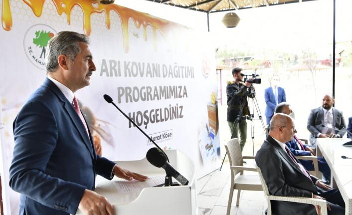 BAŞKAN KÖSE'DEN, GİRİŞİMCİ KADINLARA KOVAN DESTEĞİ