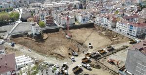 Depremde 2 bin 270 evin yıkıldığı mahallede...