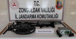 JANDARMADAN DEFİNE AVCILARINA BASKIN