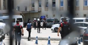 POLİSİ ŞEHİT EDEN ZANLILAR ADLİYEYE ÇIKARILDI
