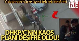 DHKP/C#039;NİN KAOS PLANI DEŞİFRE...