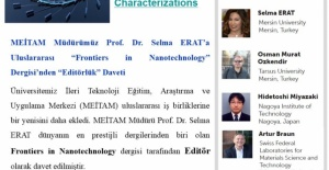 MEİTAM MÜDÜRÜ PROF. DR. ERAT#039;TAN...